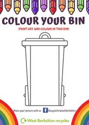 colour your bin