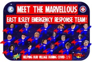 East Ilsley superheroes
