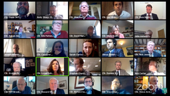 Council virtual meeting