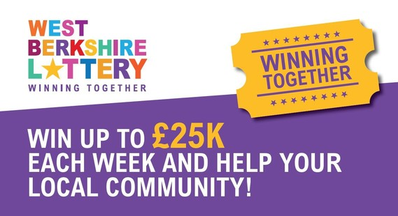 Win up to £25,000 with the West Berkshire Lottery