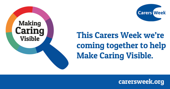 Carers Week Graphic