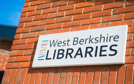 Libraries Sign