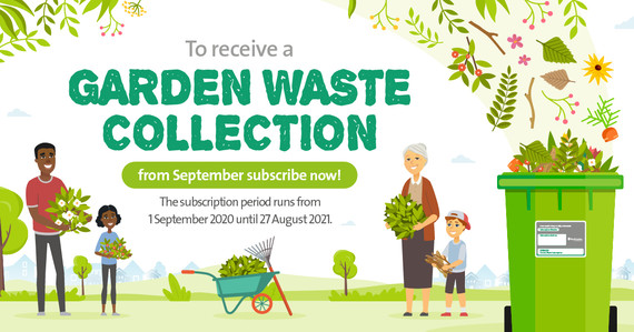 Garden waste subscription