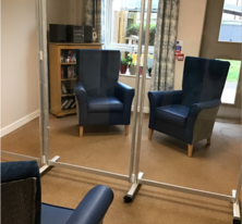 Care home visitations