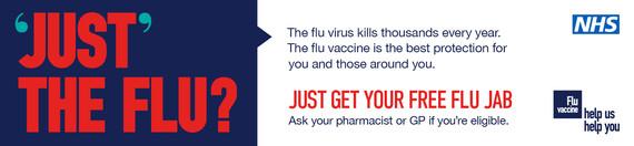 flu jab promo