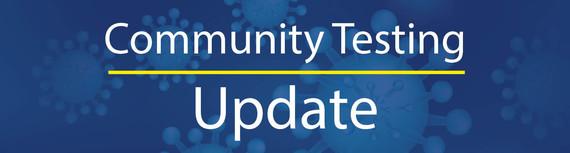 Community Testing Update