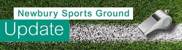 newbury sports ground banner