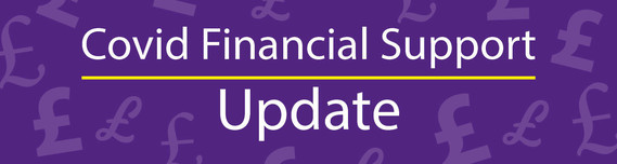 Financial support update