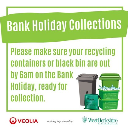 Waste collection on Bank Holidays