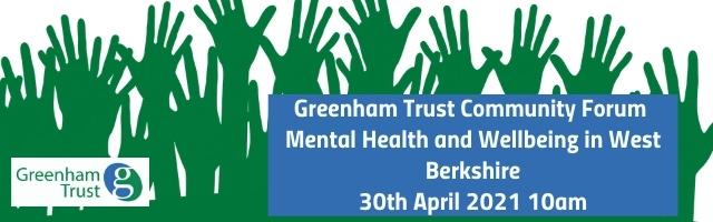 Greenham Trust Event