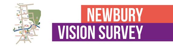Newbury Vision Survey Graphic
