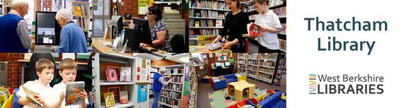 Thatcham library improvements