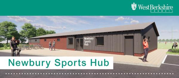 Newbury Sports Hub - topic header