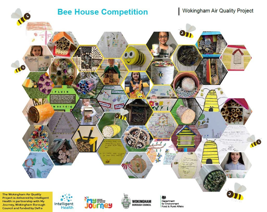 Bee House Competition Montage