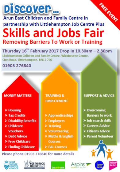 Skills and Jobs Fair