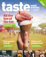 Taste West Sussex Summer edition