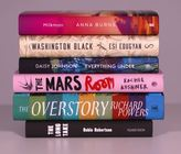 Man Booker shortlisted titles