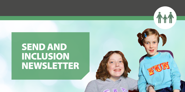 Send and Inclusion newsletter header