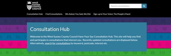 Consultation Hub