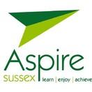 Aspire Sussex logo