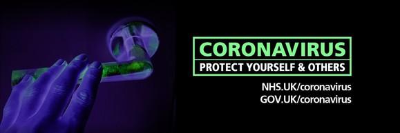 Coronavirus GovDelivery Footer