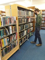 Browsing in libraries