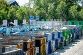 Horsham household waste recycling site