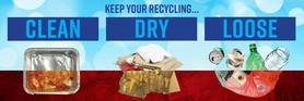 Clean Dry Loose