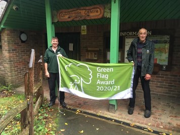 Buchen Country Park awarded green flag