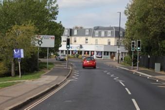 Traffic light installation Burgess Hill