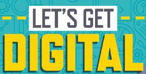 Let's get digital