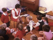 vintage eastergate school image