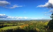 West Sussex panorama