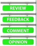 review feedback