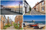 Sussex day collage