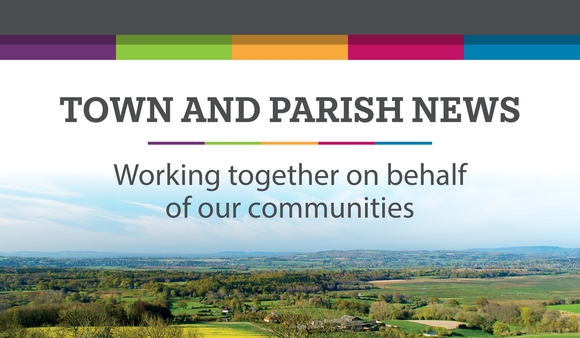 Town and parish news - working together on behalf of our communities