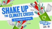 Recycle Week 2021 -recycle aerosols