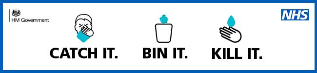 Catch it and bin it