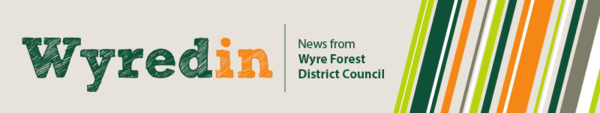 wyred in - news from wyre forest district council