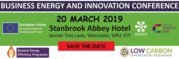 Business energy and innovation conference