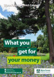 Council Tax Leaflet Cover