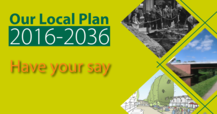 Local Plan Consultation cover image