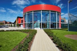 Wyre Forest Leisure Centre  exterior
