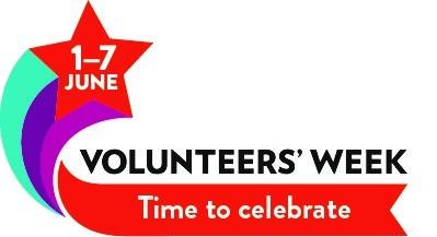 National Volunteers' Week logo