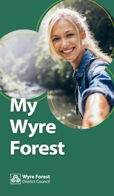 My Wyre Forest splashscreen