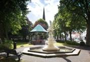 Redditch bandstand