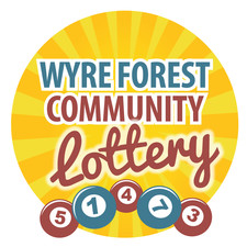 Wyre Forest Community Lottery logo