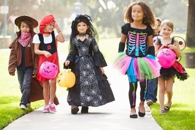 Halloween fancy dress children