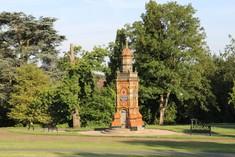 Brinton Park Memorial