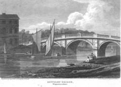 Historic Bewdley Bridge